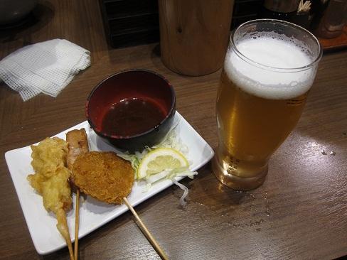 ビール串セット