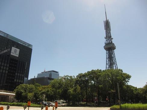 名古屋テレビ搭